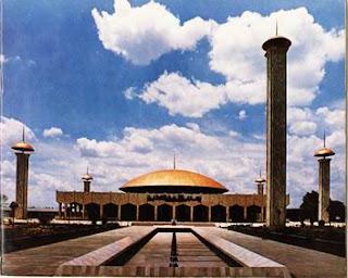 Wisata Religi Masjid  Sablilal Muhtadin