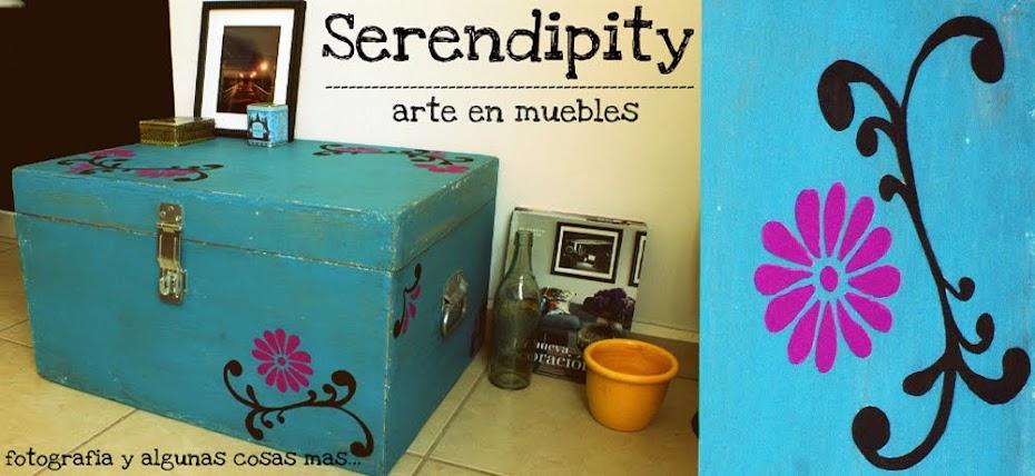 Serendipity: arte en muebles