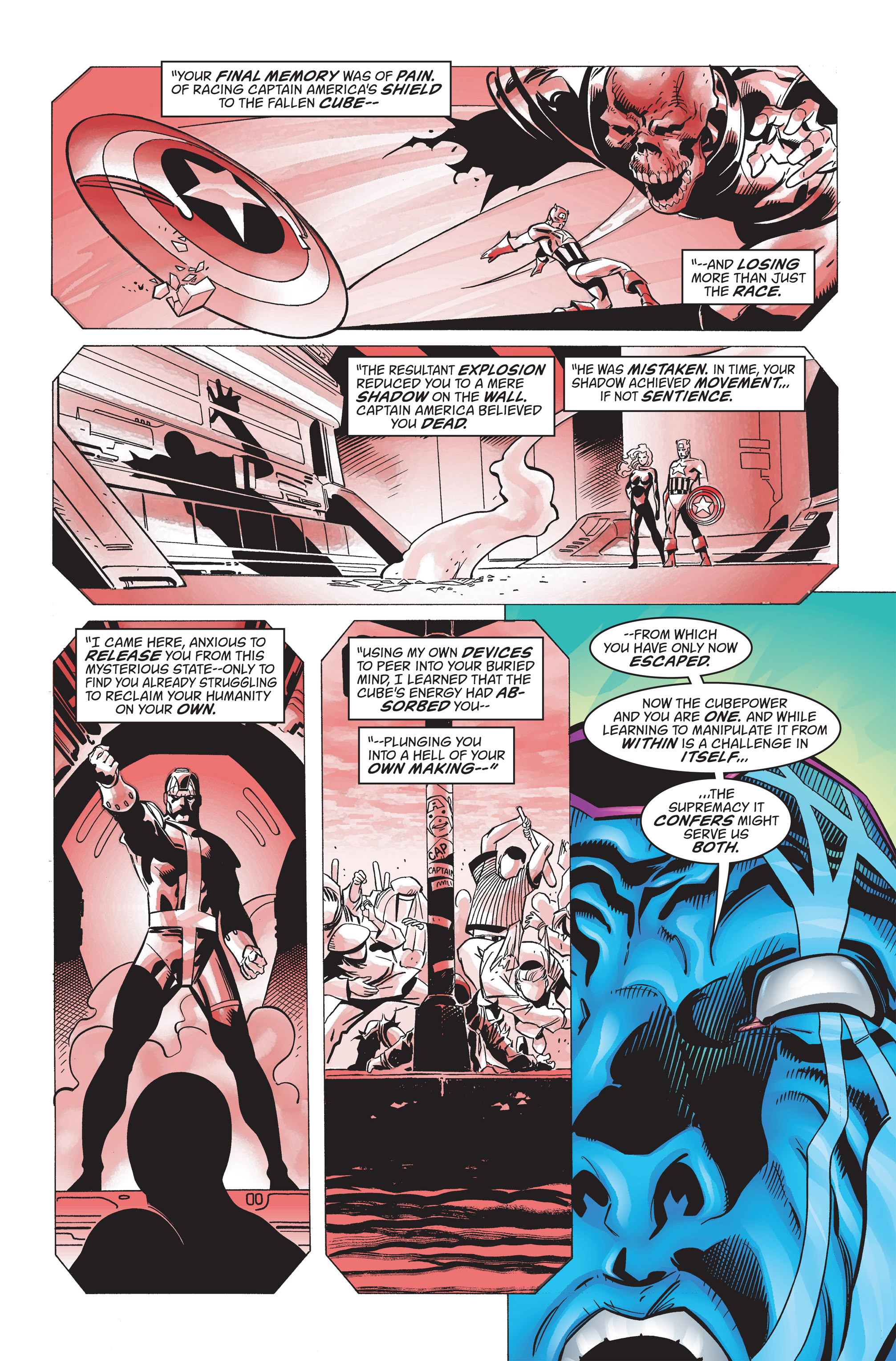 Captain America (1998) Issue #15 #21 - English 8
