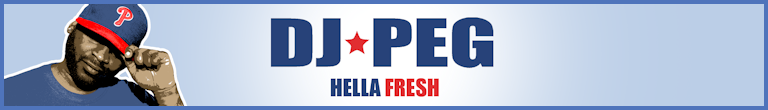 DJ Peg - Hella Fresh