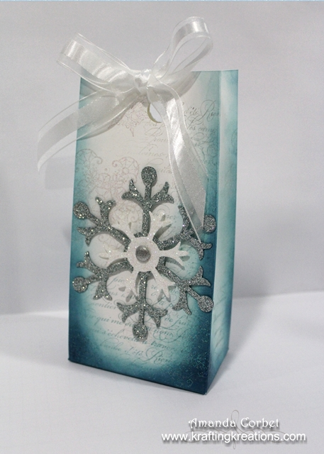 Snowflake Gift Box