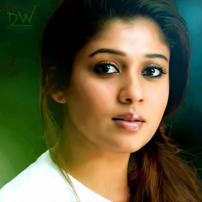 Nayanthara cute smile