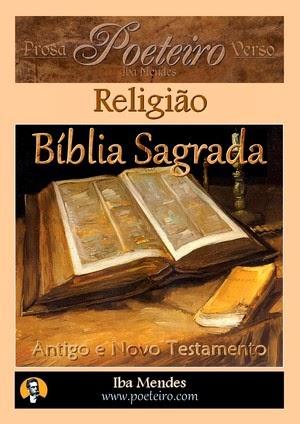 Bíblia Sagrada Antigo e Novo Testamento em PDF