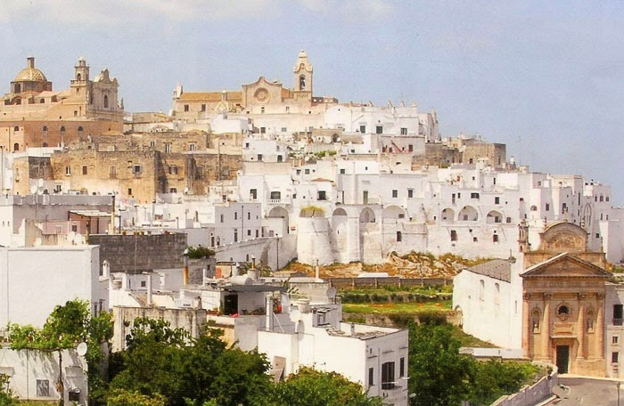 Ostuni is really a town in the province associated with Brindisi with a population of approximately 32, 000 individuals