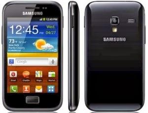 Samsung Galaxy Ace Plus S5700
