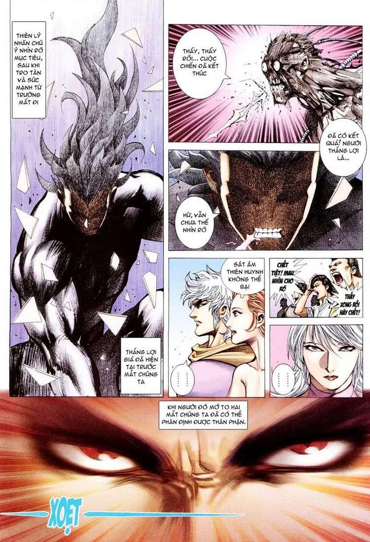 Võ Thần chap 300 Trang 28 - Mangak.info