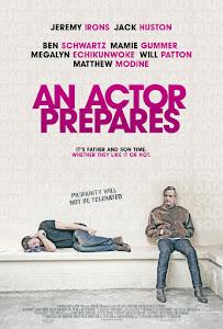 An Actor Prepares Poster