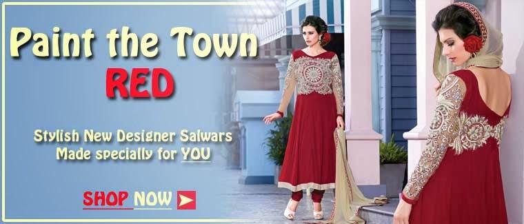 Latest Designer Salwar Kameez