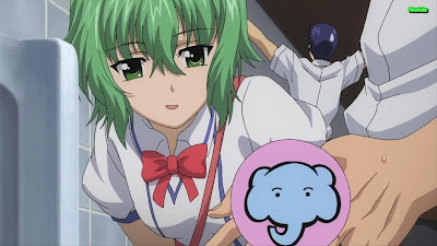 anime ichiban ushiro no daimaou sub indonesia