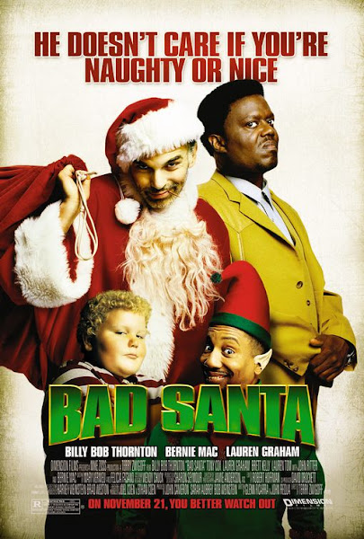 Watch Bad Santa (2003) Hollywood Movie Online | Bad Santa (2003) Hollywood Movie Poster