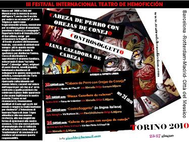 III Festival Internacional Hemoficción