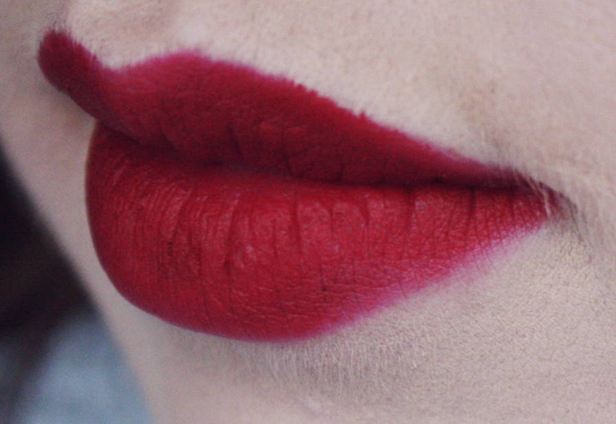 ... Couture.: MAC Russian Red Matte Lipstick