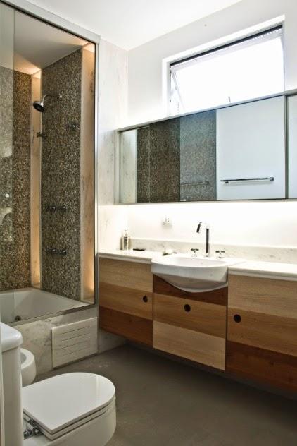 Janela Banheiro Suite : De decora??o arquitrecos espelho na janela por