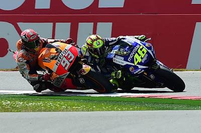 Dovi: Jika Insiden Rossi vs Marquez Terjadi di Sirkuit Lain, Jelas Rossi yang Salah