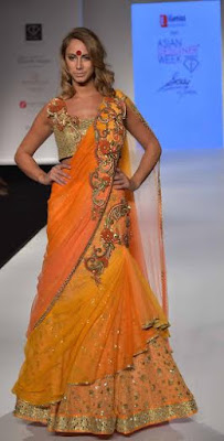 Asian Designer Week: Ankita Choudray Collection