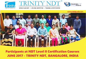 June 2017 Participants at Trinity NDT