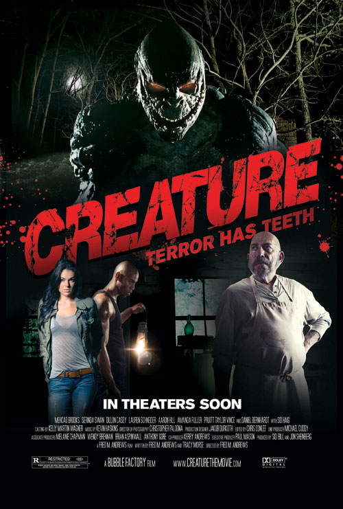 Creature 2011 DVDSCR XviD AC3-ZERO