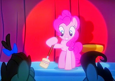 My Little Pony Pinkie Pie still The Brick Castle