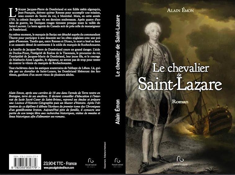 Chroniques historiques d'Alain Emon.
