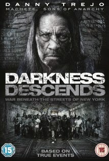 The Darkness Descending (2014) DVDRip 400MB