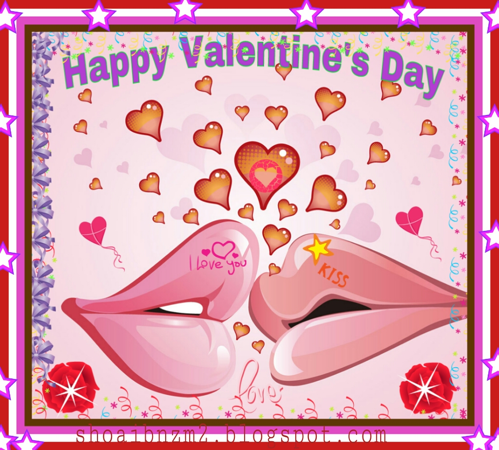 Flowers for flower lovers happy valentines day cards for Valentines day card design