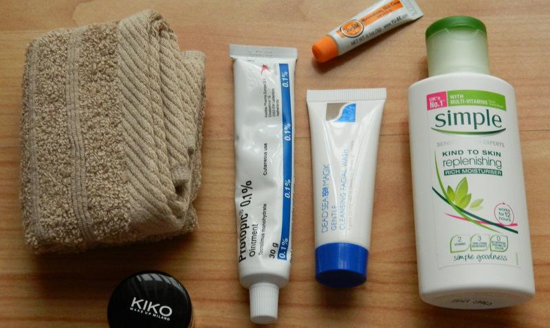 My Travel Skincare