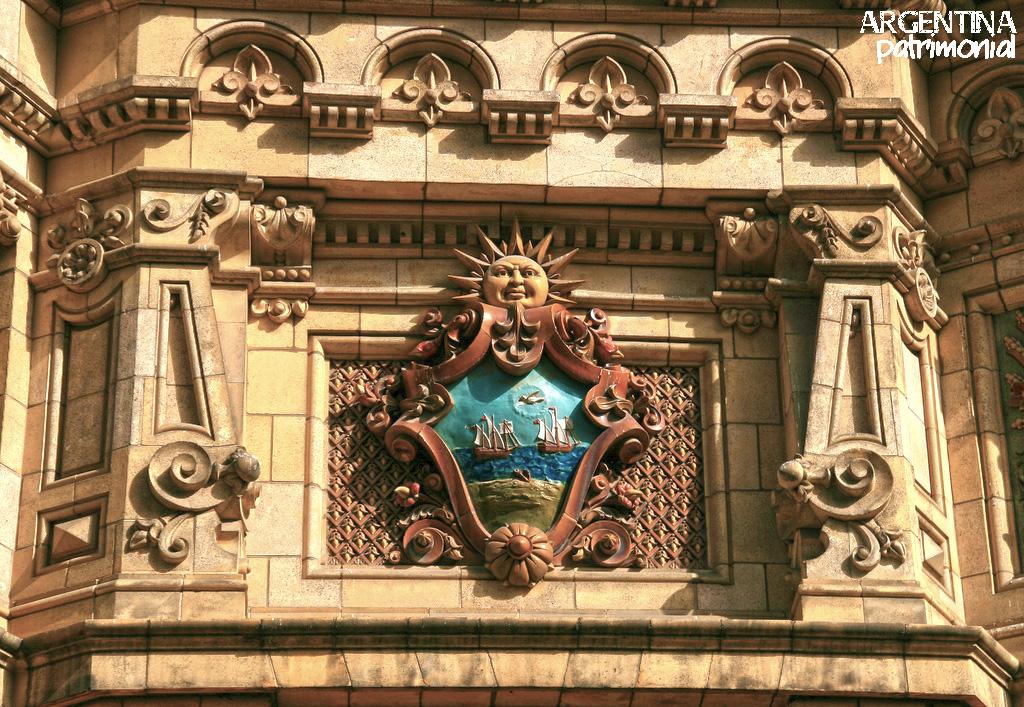 Argentina Patrimonial Memorias De Un Pueblo Palacio De