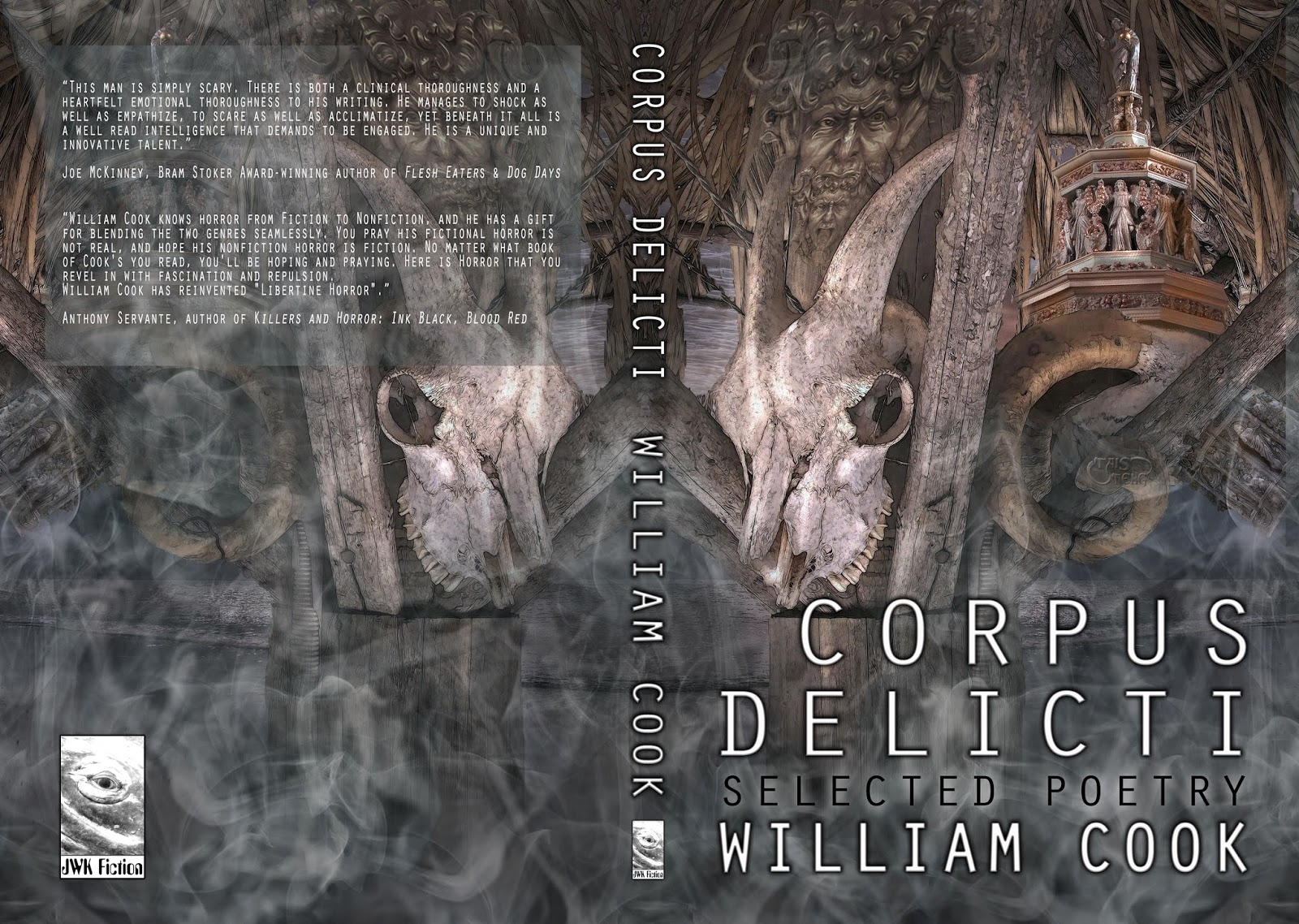 http://www.amazon.com/Corpus-Delicti-William-Cook-ebook/dp/B00K2AY04A/ref=sr_1_1?s=digital-text&ie=UTF8&qid=1401082312&sr=1-1&keywords=william+cook+corpus+delicti