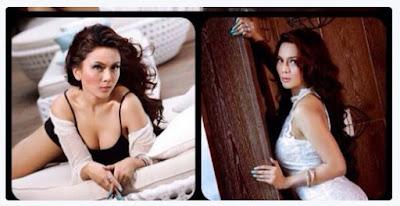 Anggita Sari Artis dan model majalah dewasa yang tertangkap karena prostitusi