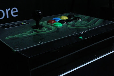 Preview: Hands On With The Razor Atrox Arcade Stick