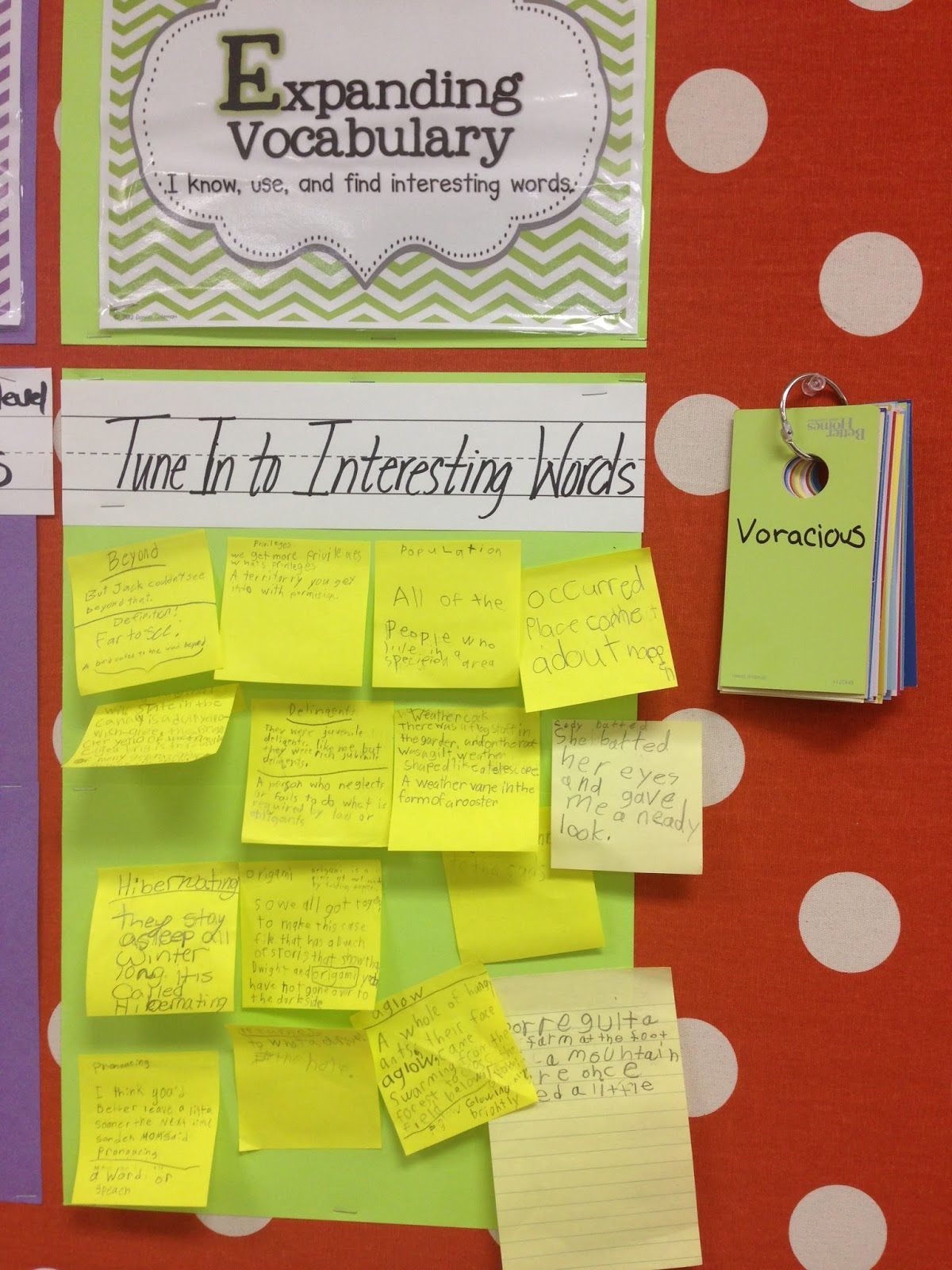 Literacy the Nixa Way!: VOCABULARY