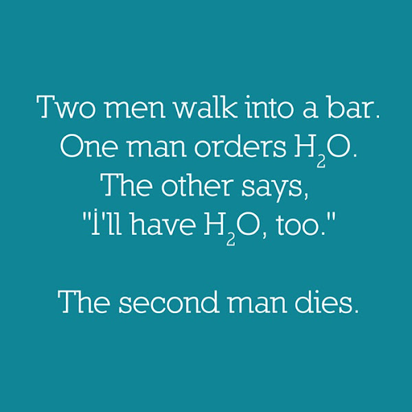 Funny Chemistry Quotes Quotesgram