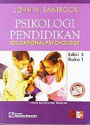 toko buku rahma: buku PSIKOLOGI PENDIDIKAN, pengarang john w. santrock, penerbit salemba humanika