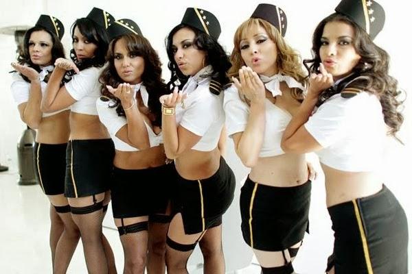 Pramugari Tercantik dan Terbaik mexicana sexy