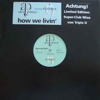 Alex Prince feat. Mazaya – How We Livin' (Ltd. Promo VLS) (1998)