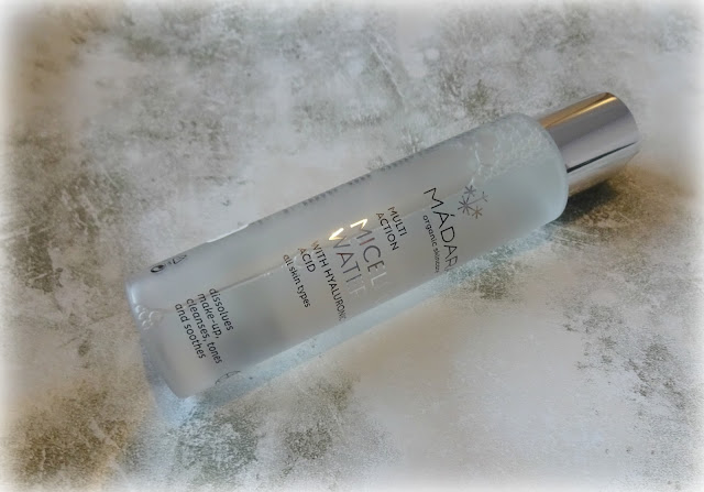 Madara Micellar Water beauty blog review