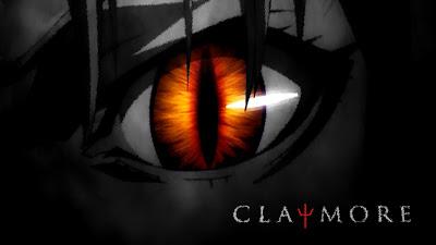 Claymore Wallpaper 0011  Claymore | Wallpaper | Demon Eye