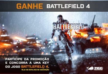 promocao battlefield 4 zigg downloads