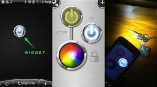 aplicativo LED HD - Flashlight