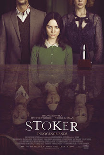 Stoker dirigida por Chan-wook Park
