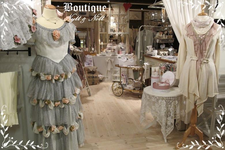 Boutique Nytt & Nött
