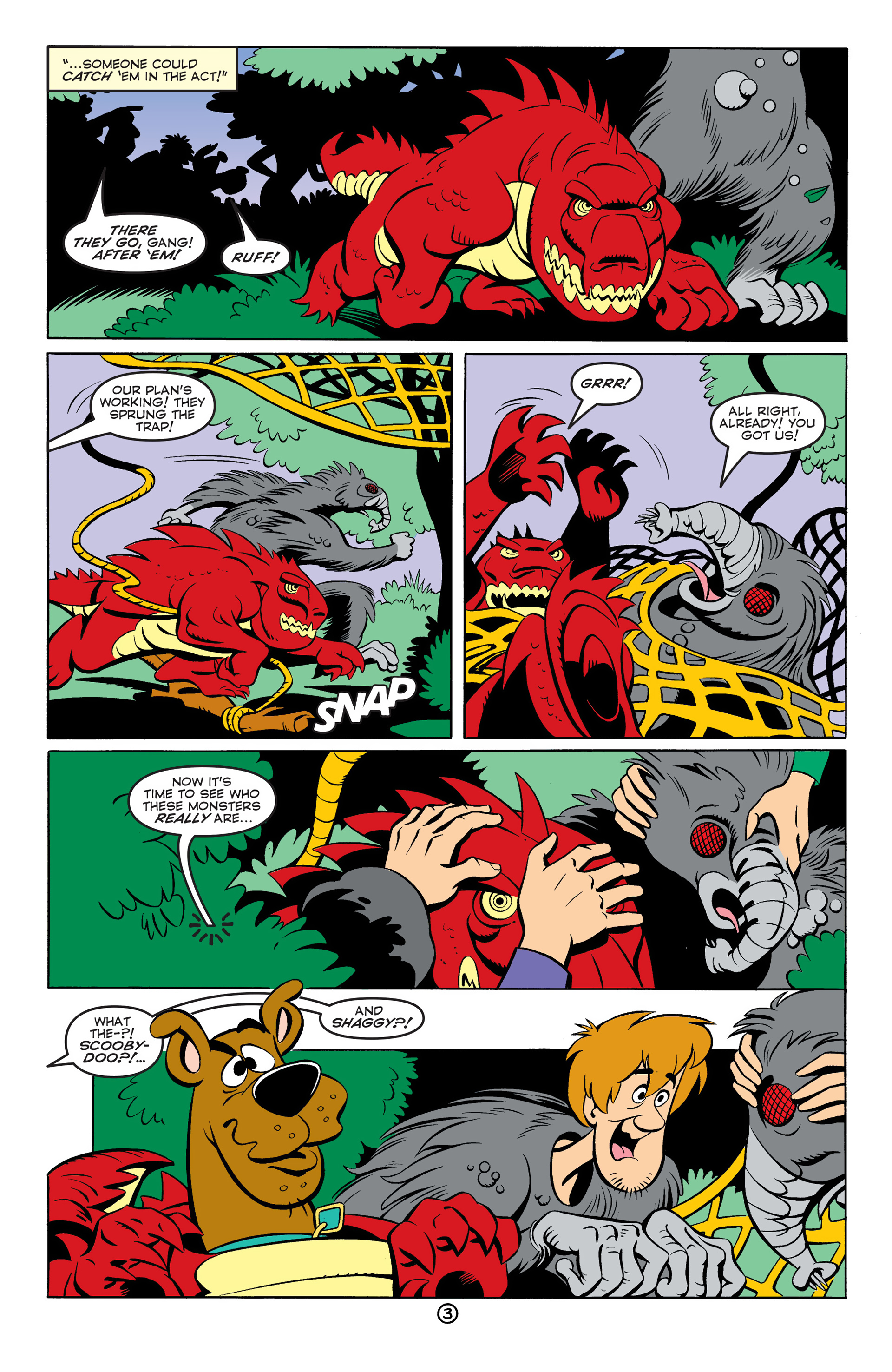 Read online Scooby-Doo (1997) comic -  Issue #50 - 4