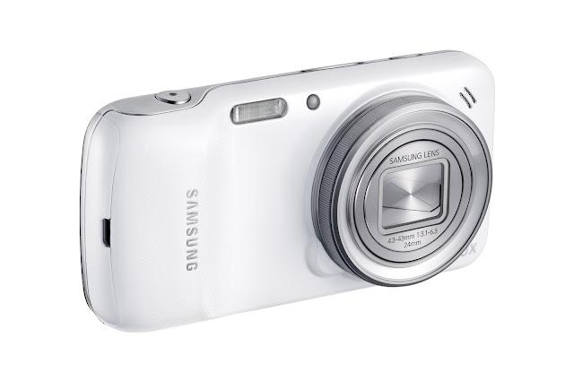 Samsung Galaxy S4 Zoom Camera Test