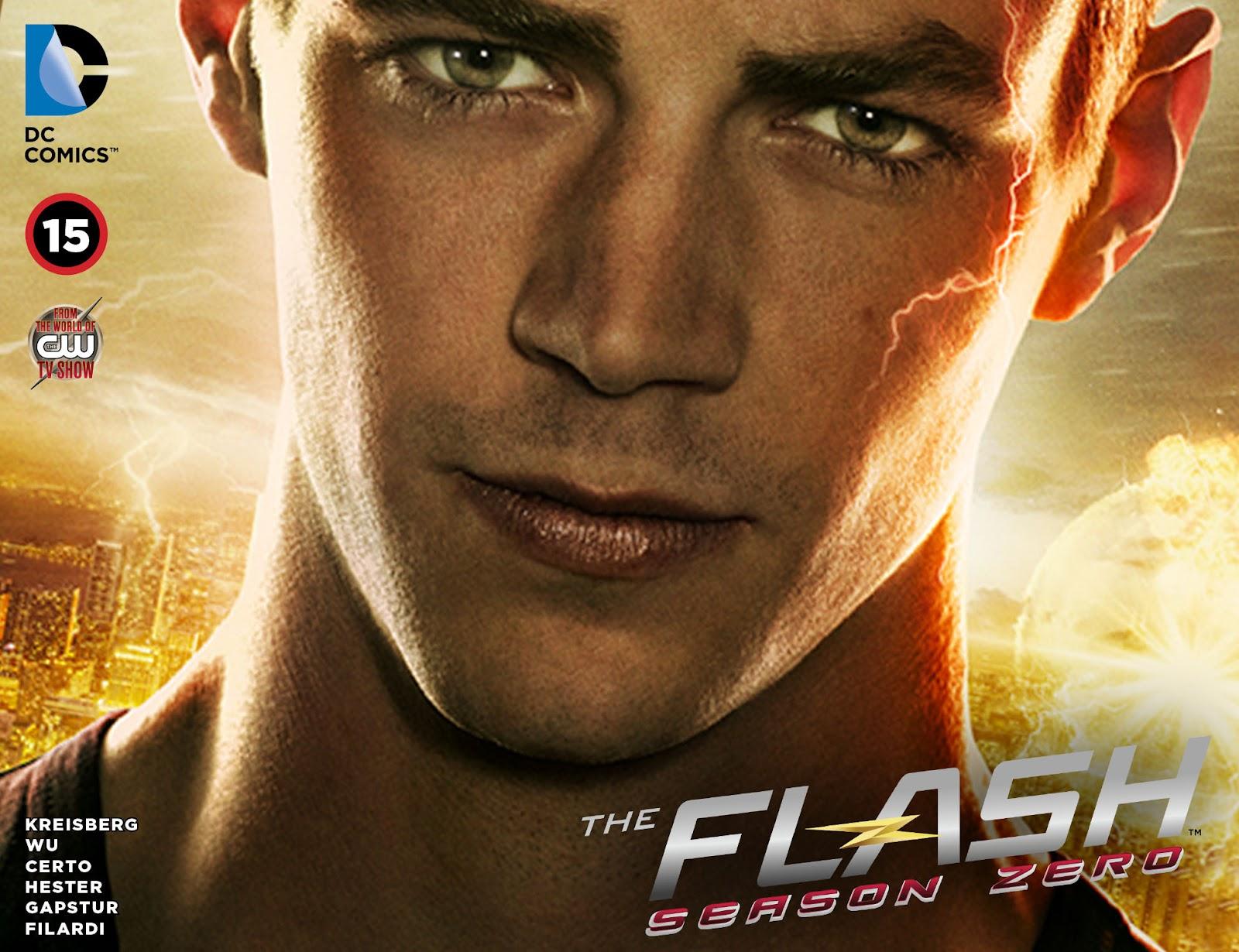 The Flash: Season Zero [I] Issue #15 #15 - English 1