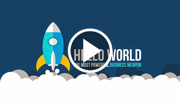 Hello World Presentation Template