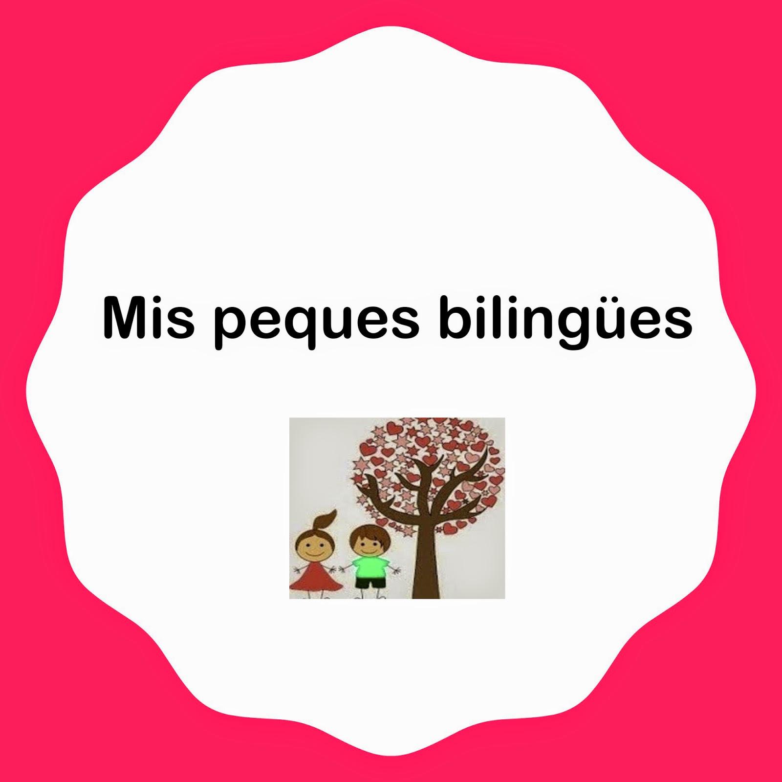 blog, blog de la semana, Mis peques bilingües