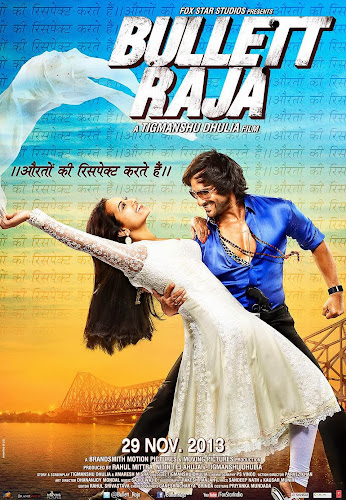 Bullett Raja (2013) Movie Poster