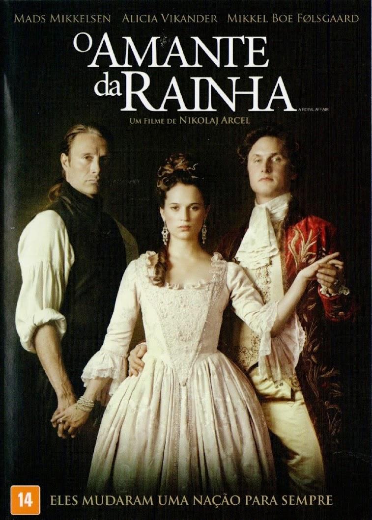 O Amante da Rainha – Dublado (2012)
