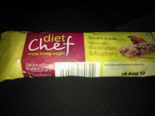 Blackcurrant &amp; Raspberry Bar snack bar