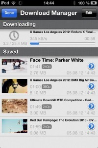 Cydia Movie Apps for iPhone